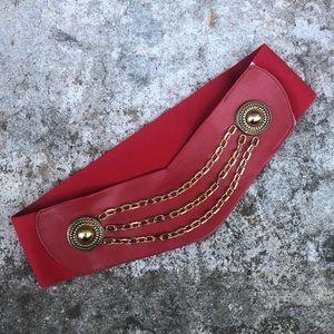 Vintage Accessories - Vintage Salena's Collection 1988 Belt